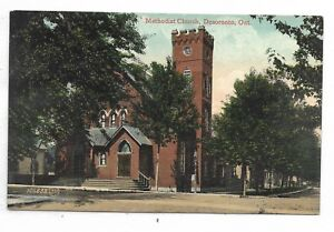 Hasting-County-DESORONTO-ONTARIO-Methodist-Church-publisher-Valentine-amp-Sons