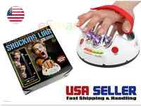 Electric Shock Lie Detector Shocking Liar Detection Party Game Reloaded Edition on sale