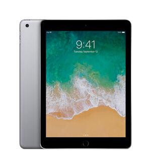 Apple iPad 2017 5. Generation 32GB WLAN 9,7 Zoll Spacegrey mit 36 Monaten Hän...