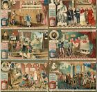 Chromo Liebig Sang. 794 ITA Il Rinascimento Artistico in Italia ANNO 1904