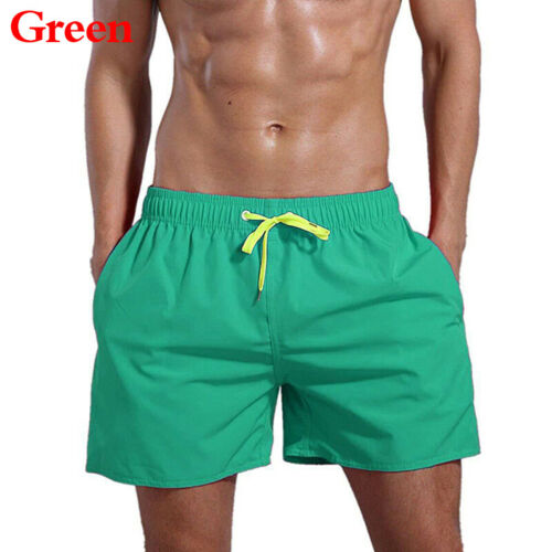 Men/'s Casual Running Shorts Fitness Gym Pants Sports Jogging Swim Beach Trousers