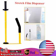 Stretch Film Packing Machine For Moving Shrink Wrap Dispenser Holder Us