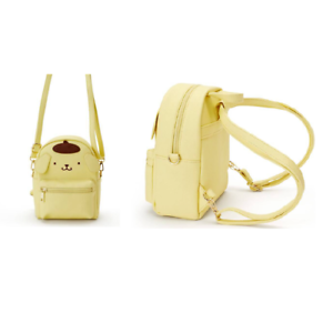 Pom-pom-purin-dog-leather-2in1-leather-shoulder-bag-backpack-21x17x8cm-new