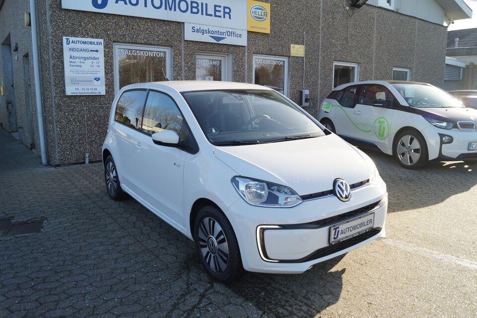 VW e-Up! High Up! El aut. Automatgear modelår 2019 km 5000