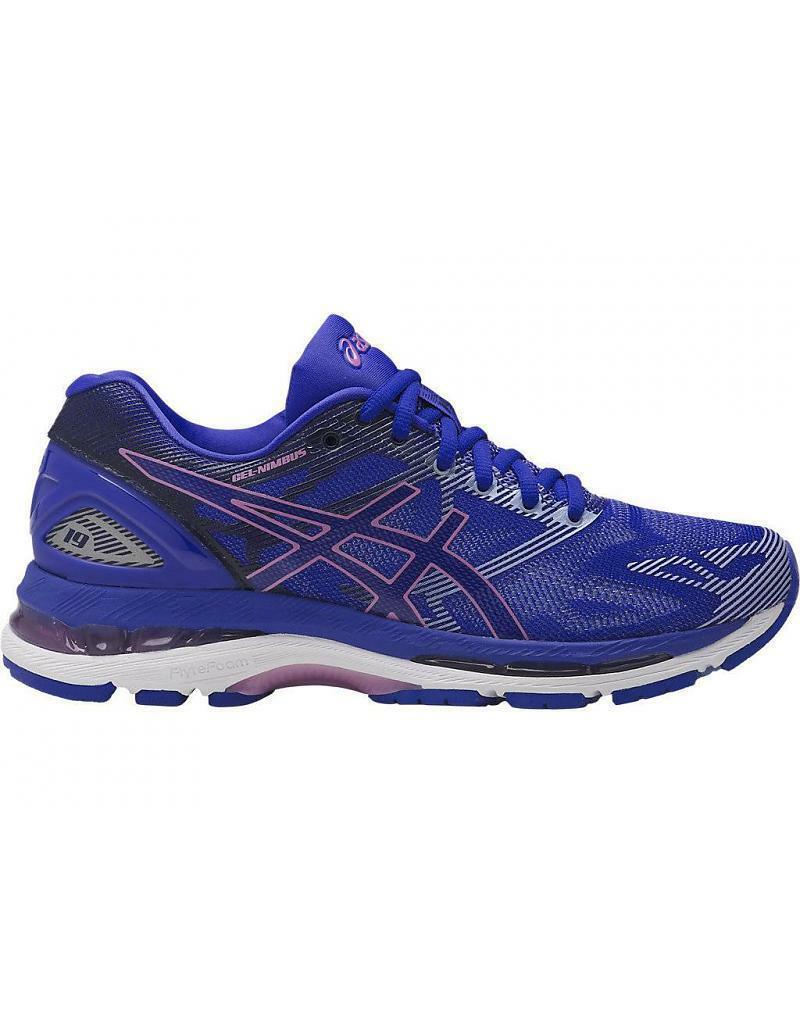 Latest Release-  Asics Gel Nimbus 19 Womens Running Shoes (B) (4832)