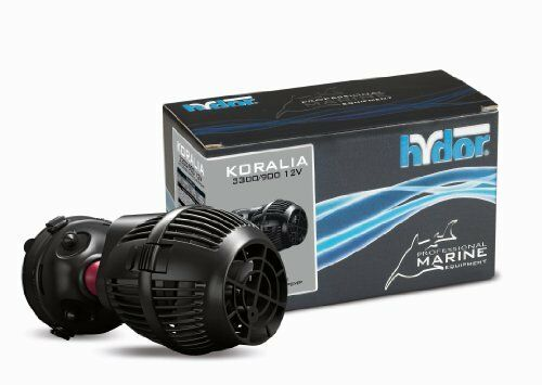 Hydor Koralia 900 Controllable DC Pump, 12V, 350-900 GPH FREE2DAYSHIP TAXFREE