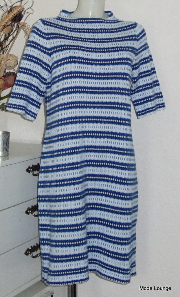 Jumperfabriken Kleid Sunday Dress Schweden Jumperfabriken Mode blau 170013