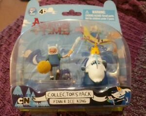 Adventure-Time-Collector-039-s-Pack-Finn-amp-Ice-King-New