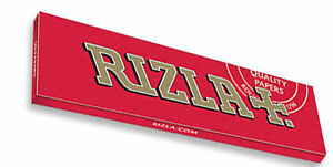 1000-rizla-RED-STANDARD-papers-20-booklets-bargain
