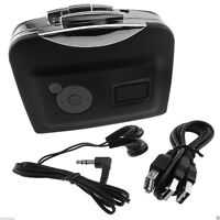 Digital Tape to PC USB Cassette MP3 CD Converter Capture Audio Music Player