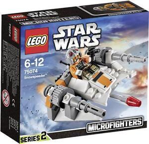LEGO-Star-Wars-75074-Snowspeeder-Eisplanet-Hoth-Microfighters-Serie-2