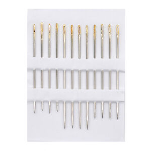 12PCS-set-Assorted-Sizes-Big-Eye-Self-Threading-Embroidery-Hand-Sewing-Needles