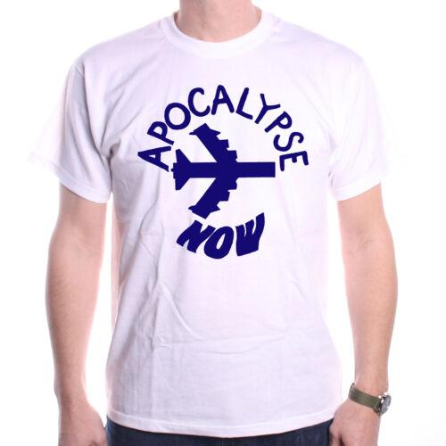 A Tribute To Apocalypse Now T Shirt Milius Badge Cult Movie Film T Shirt Fab!
