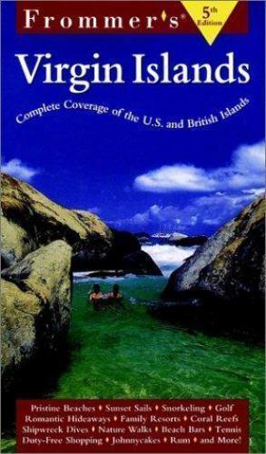 Frommer's Virgin Islands (Frommer's Complete Guides), Prince, Danforth,Porter, D