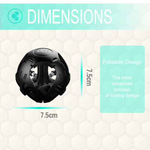Diso 09 0.3MP Camera Wifi FPV Ball Shaped Foldable Quadcopter 6-Axis Gyro T2S8
