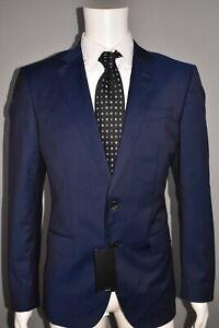 HUGO BOSS NEW $895 Huge6 / Genius5 Slim Fit Virgin Wool Blazer Men's 40R