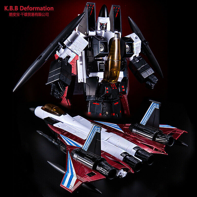 KBB MP11NR G1 Ramjet Transformers  Masterpiece Conehead Seeker Metal Robot cifra  distribuzione globale