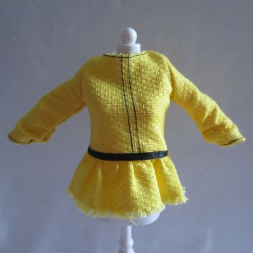 NEW Barbie President Vice Presidential Doll Yellow /& Black Jacket Top ~ Clothing