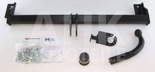 AHK Anhängerkupplung starr+ES 13p uni Toyota RAV4 3//5-Tür 00-06 Kpl