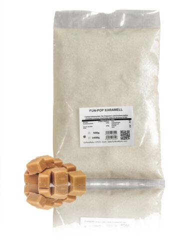 1kg Zucker für Zuckerwatte,Popcorn,Zuckerwattezucker,bunter Aromazucker,Karamell