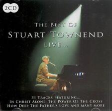 The Best Of Stuart Townend Live...2 CD Set By Stuart Townend, New
