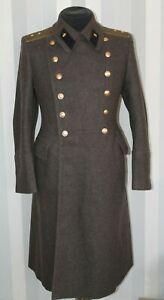 overcoat-Soviet-Russian-Uniform-Military-USSR-coat-greatcoat-topcoat
