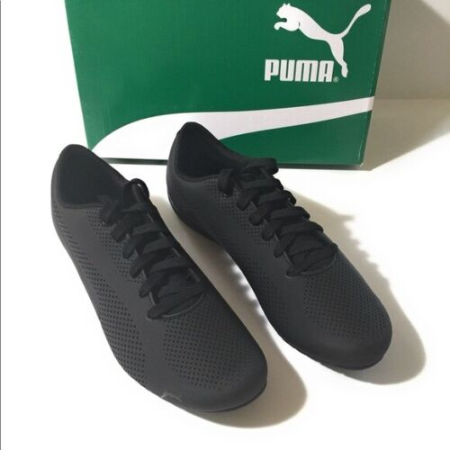 Color Reflective Nuovo con scatola Nero Puma Drift Ultra Cat wxnU1Z