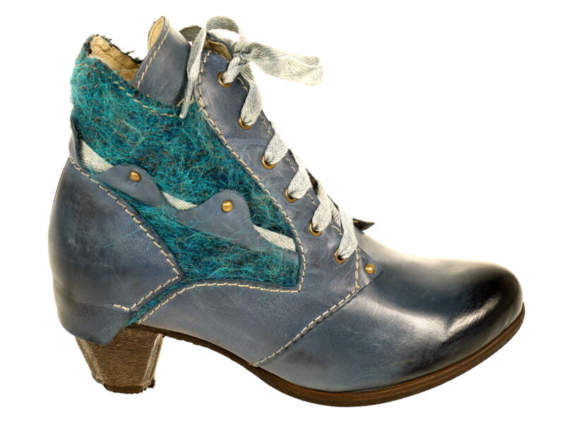 Rovers blau Schuhe Stiefelette Art. 41004 blau Rovers Gr. 36 Original Schuhe  Neu und OVP f19057