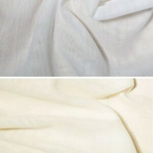 ac84249ae07d Details about Egyptian Muslin Fabric 100% Cotton Draping Cheese Cloth  Material