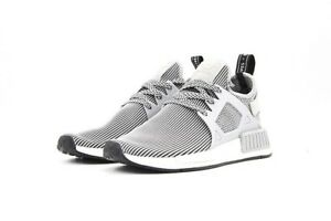 fda2097d0e0b1 Men s Adidas NMD XR1 PK S32218 Light Granite Grey Primeknit SZ 7-13 ...