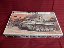"1/35 Tamiya Motorized RC LN Tiger I Ausf E  Sd Kfz 181 Panzer VI # 26 ""1970"""