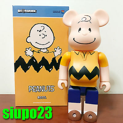 Medicom 2018 The Peanuts Comic Snoopy 400/% Sally Brown Bearbrick Be@rbrick 1pc
