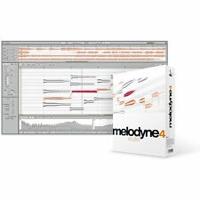 Celemony Melodyne 4 ESSENTIAL to STUDIO UPGRADE Pitch and Time Shifting Software