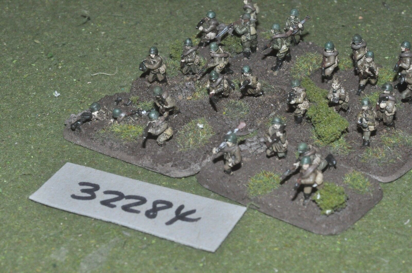 15mm WW2   russian - section 26 figures - inf (32284)
