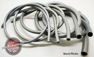 Silicone Vacuum Hose Kit 91-00 Lexus SC 300 Silver