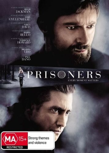 1 of 1 - Prisoners (DVD, 2014) (D174)