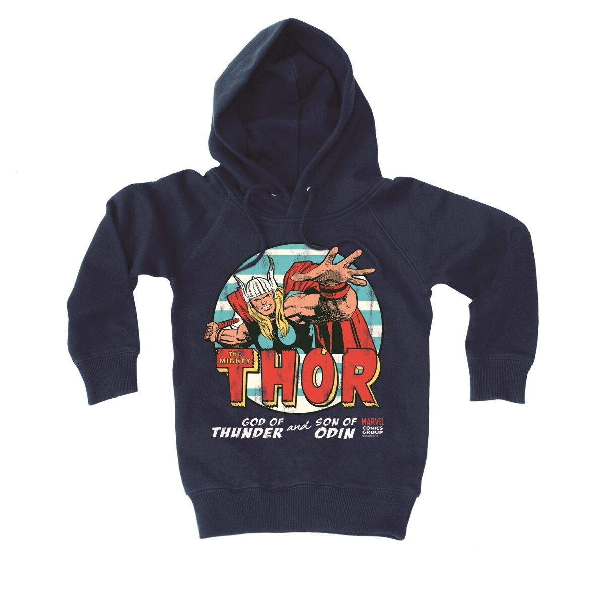 Marvel Comics - Superheld: The Mighty Thor Kapuzenpullover - Sweater - LOGOSHIRT