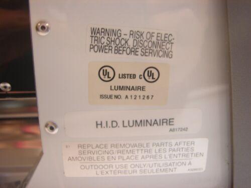 GARDCO LIGHTING 101-FT SO-180941 H.I.D OUTDOOR LIGHT LUMINAIRE 277V 175W **NIB**