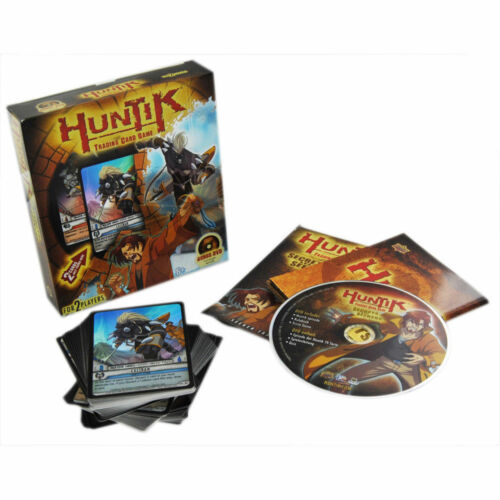 HUNTIK TRADING CARD GAME 2 PLAYER-STARTER-DECK NEW /& SEALED