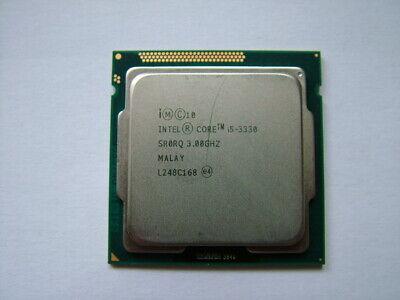 Intel Quad Core I5-3330/4 X 3.0ghz/socket Processore 1155- Prezzo Moderato