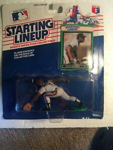 1989 Kevin Mitchell San Francisco Giants Starting Lineup Figure