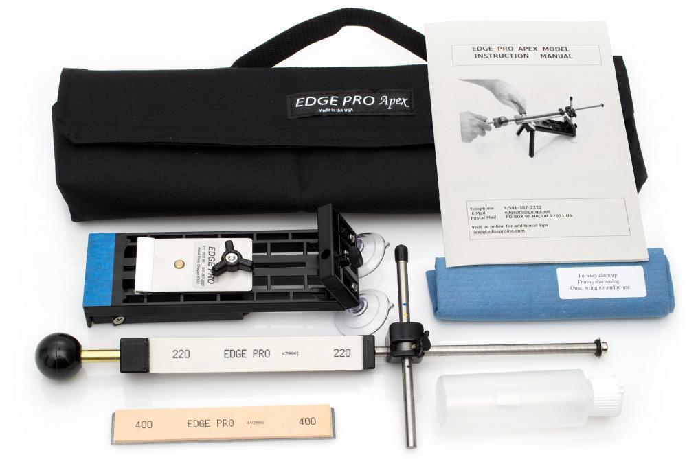Edge Pro Apex 1 Knife Sharpener Kit - - - New dd027d