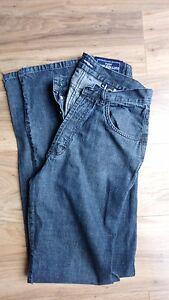 HENRI-LLOYD-ORIGINAL-DESIGNER-MEN-039-S-BLUE-DENIM-JEANS-STRAIGHT-LEG-SIZE-32L