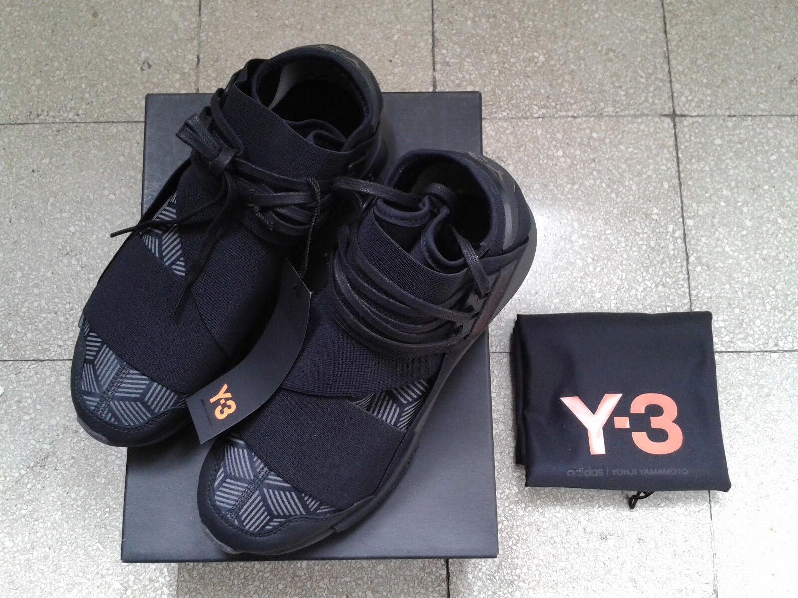 ca22efb84 ... Adidas Y-3 Qasa High Primeknit Yamamoto S82123 nuove mai indossate  indossate indossate a0bd88 ...