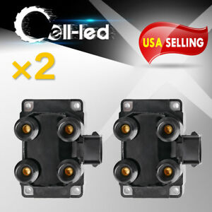 image is loading 2x-ignition-coil-packs-dg458-for-1997-1999-