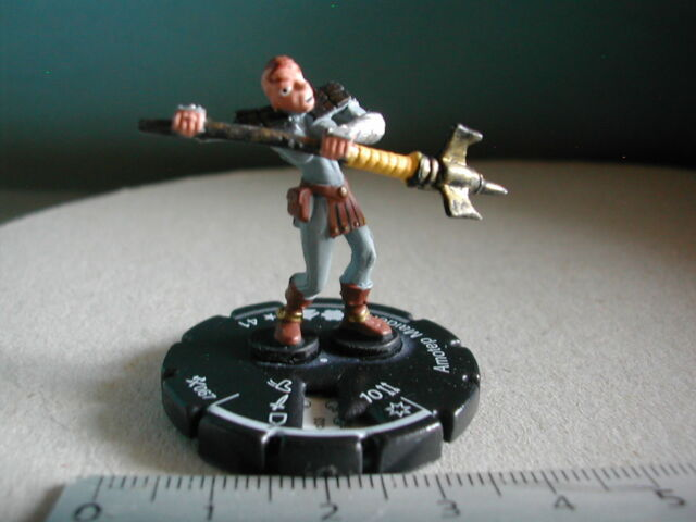 N° 67 AMOTEP MAIDEN /MAGE KNIGHT MINIATURE/ SOLDAT