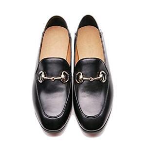 Women's leather horsebit loafers