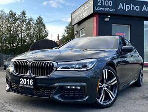2016 BMW Série 7 750i xDrive M-Sport Package