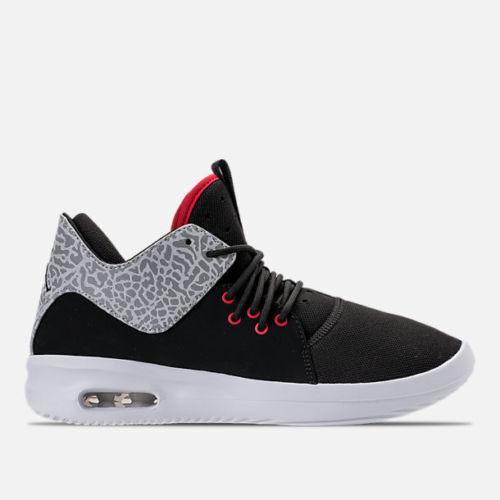 Jordan Air Jordan  A7312002 First Class Men's Black/Gym Red/White/Silver A7312002  11.5 1bb19c