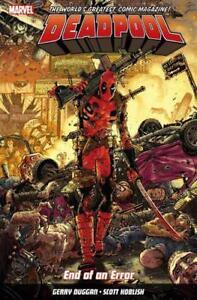 Deadpool: World's Greatest Vol. 2: End of an Error by Mike Hawthorne, Gerry Dugg